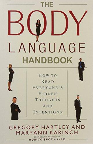 9788182747425: THE BODY LANGUAGE HANDBOOK