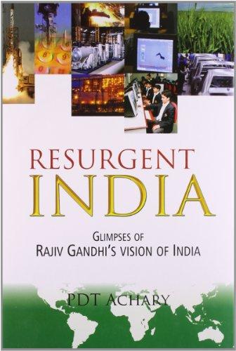 Resurgent India: Achary, P. D. T.