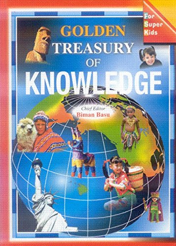 Golden Treasury of Knowledge (Hardback)