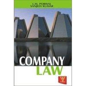 Company Law: L.M. Porwal,Sanjeev Kumar