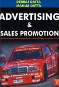 Advertising And Sales Promotion: Debraj Datta,Mahua Datta