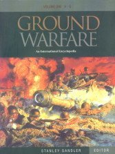 Ground Warfare : An International Encyclopedia (3 Vols-Set): Stanley Sandler