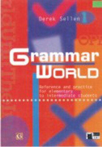 Grammar World, Reference & Practice + Key with CD