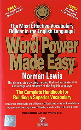Word Power Made Easy: The Complete Handbook for Building a Superior Vocabulary (The Most Effective ...