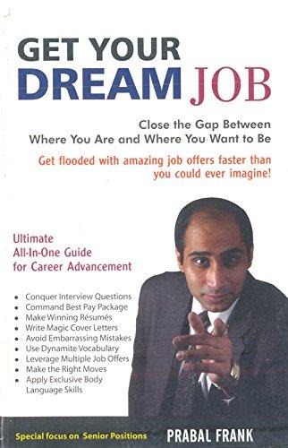 Get Your Dream Job: Prabbal Frank