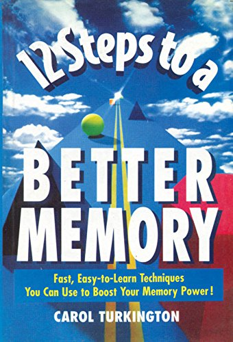9788183073462: 12 Steps to Better Memory