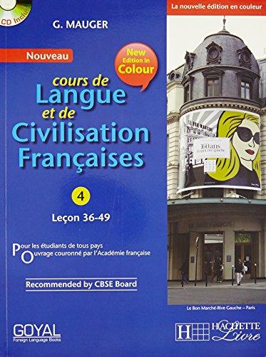 G Mauger Blue Cours de Langue et