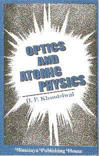9788183180825: Text Book of Optics and Atomic Physics