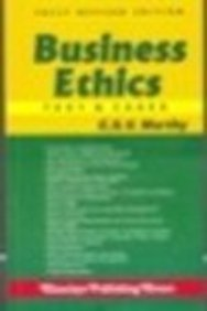 9788183181488: Business Ethics