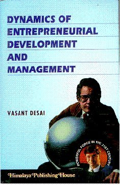 9788183184113: Dynamics of Entrepreneurial Development and Management