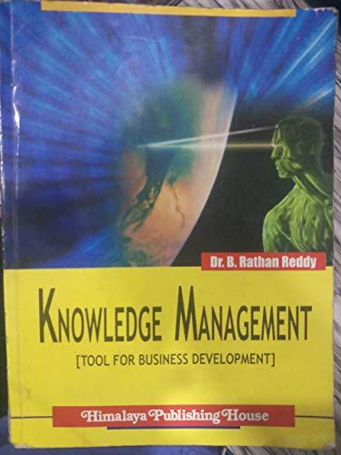 KNOWLEDGE MANAGEMENT: B. Rathan Reddy