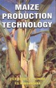 Maize Production Technology: M S Prasad;