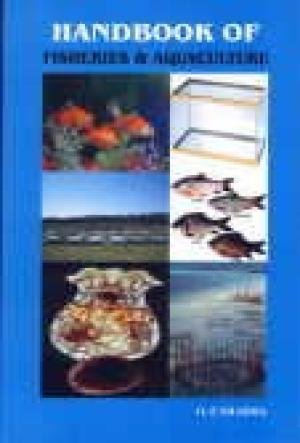 Handbook of fisheries and aquaculture abebooks handbook of fisheries and aquaculture sharma omprakash fandeluxe Image collections