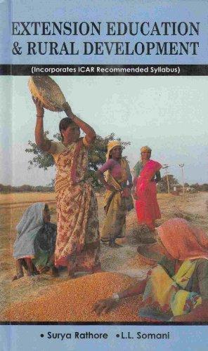 Extension Education and Rural Development: Surya Rathore and L.L. Somani