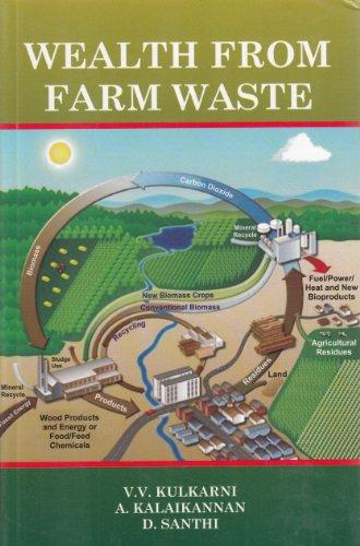 Wealth from Farm Waste: V.V. Kulkarni, A. Kalaikannan and D. Santhi
