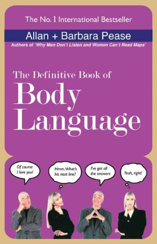9788183220149: The Definitive Book of Body Language