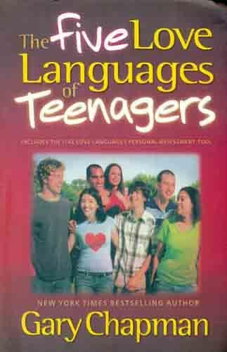 9788183220682: FIVE LOVE LANGUAGES OF TEENAGERS, THE