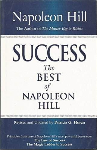 9788183220798: Success: The Best of Napoleon Hill