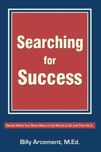 9788183221009: Searching for Success