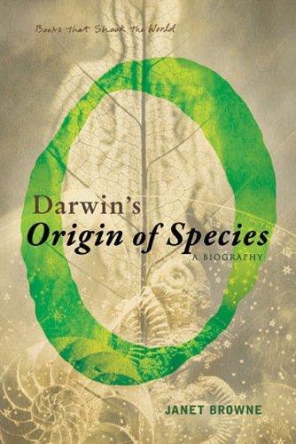 """9788183221030: Darwin's """"Origin of Species"""": A Biography"""