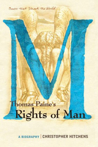 9788183221047: Thomas Paine's Rights of Man: A Biography