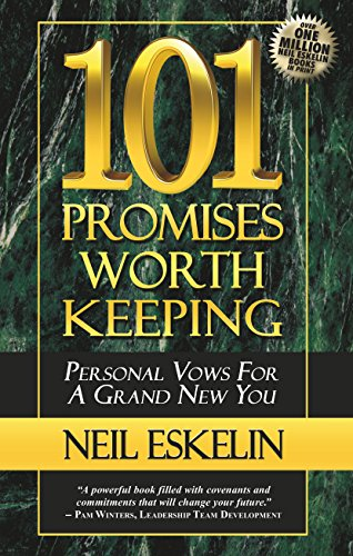 9788183222938: 101 Promises Worth Keeping : Personal Vows for a Grand New You (English and Italian Edition)
