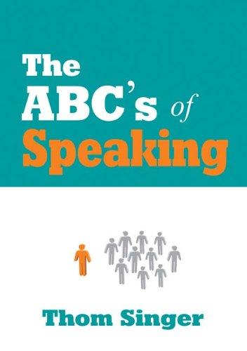 9788183223577: The ABC's of Speaking