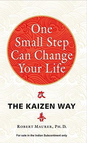 9788183225892: ONE SMALL STEP CAN CHANGE YOUR LIFE: the Kaizen Way