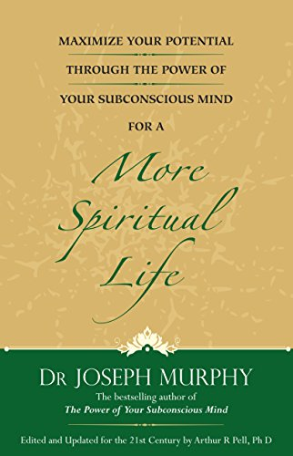 9788183227582: Maximize Your Potential Through the Power of Your Subconscious Mind for a More Spiritual Life: Book 5