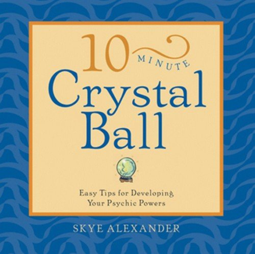 9788183280976: 10 - Minute Crystal Ball