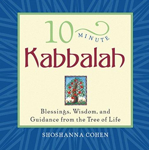 10 Minute Kabbalah: Shoshanna Cohen