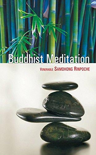 Buddhist Meditation: Samdhong Rinpoche