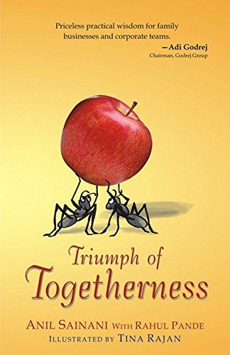 Triumph of Togetherness: Sainani, Anil, Pande,