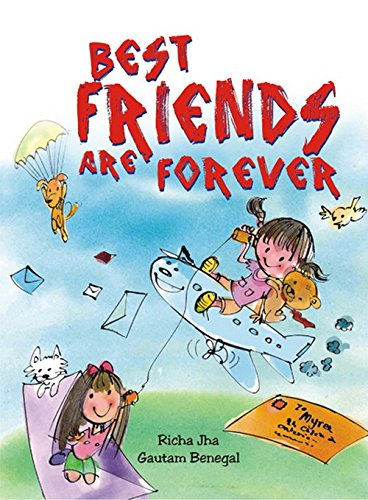 Best Friends are forever: Richa Jha