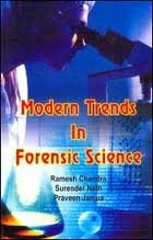 9788183290807: Modern Trends in Forensic Science