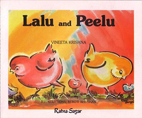 9788183322119: Lalu and Peelu (English)
