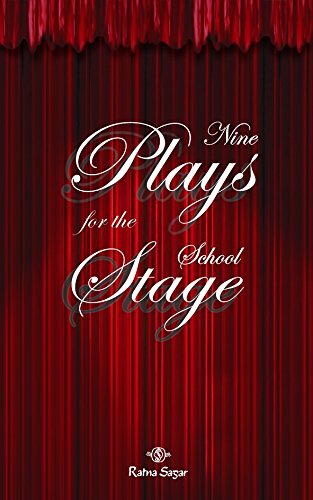 9788183328821: Nine Plays for the School Stage