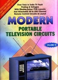 Modern Portable Television Circuits, Volume 6: M. Lotia
