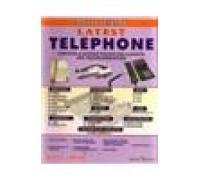 9788183330343: Modern Latest Telephone Circuits, Double Colour PCB Layouts & T/S