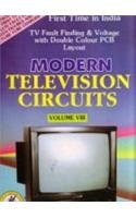 Modern Television Circuits (TV Fault Finding and: M. Lotia