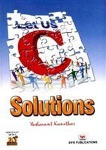 Let Us C Solutions`: Yashavant P. Kanetkar