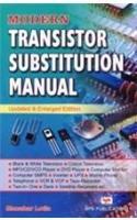 9788183331159: Modern Transistor Substitution Manual