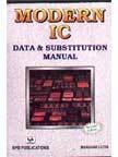 Modern IC Data and Substitution Manual (Third: M. Lotia