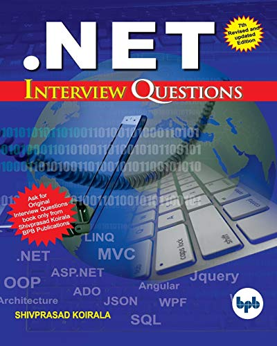 Net: Interview Questions: Shivprasad Koirala