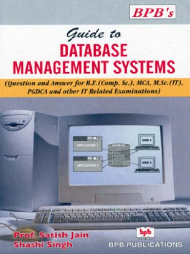 Guide to Database Management System (Q&A): Jain, S