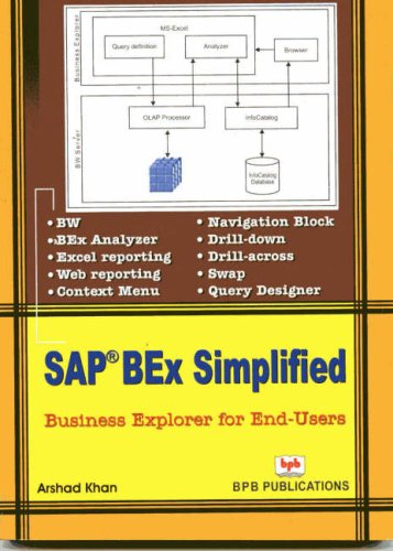 SAP BEx Simplified: Business Explorer for End-Users: Arshad Khan