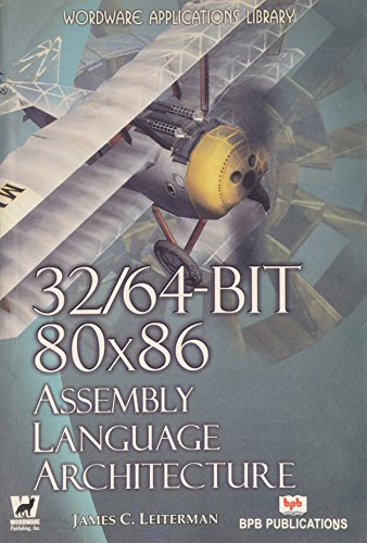 9788183331869: 32/64-Bit 80x86 Assembly Language Architecture