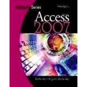 Access 2007: Nita Rutkosky