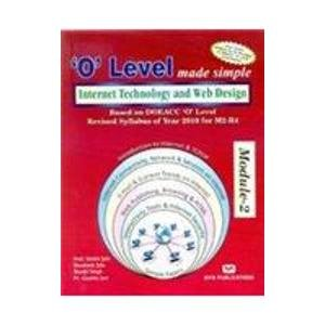 `O`-Level Made Simple: Electronics Components and PC Hardware (Computer Hardware Maintenance): ...