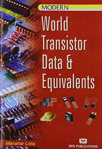 9788183332477: Modern World Transistor Data & Equivalents